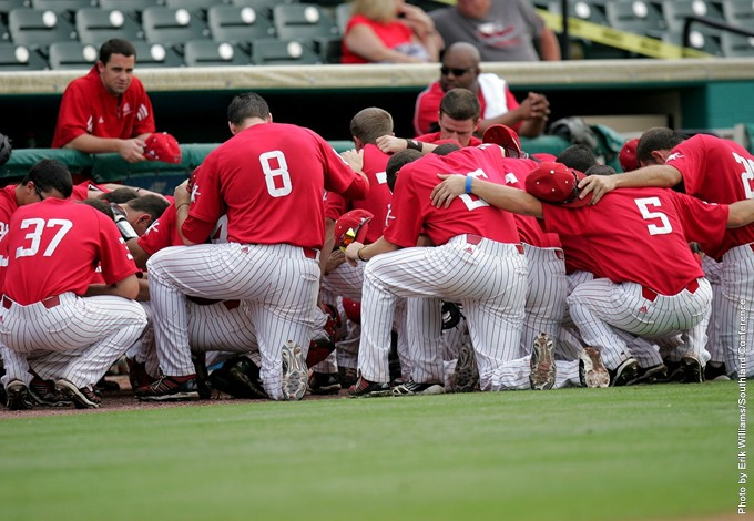 2015 Nicholls Baseball Team SLC Tournament