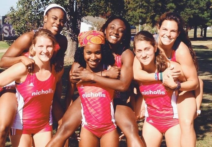 2014 Cross Country Team